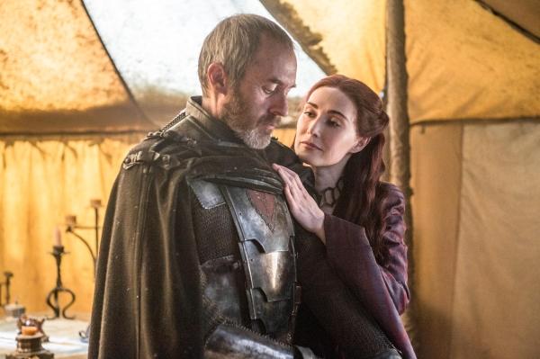 Jonathan Pryce as The High Sparrow, Lena Headey as Cersei Lannister